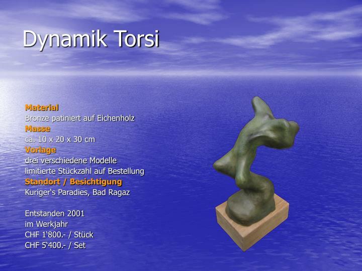 Dynamik Torsi