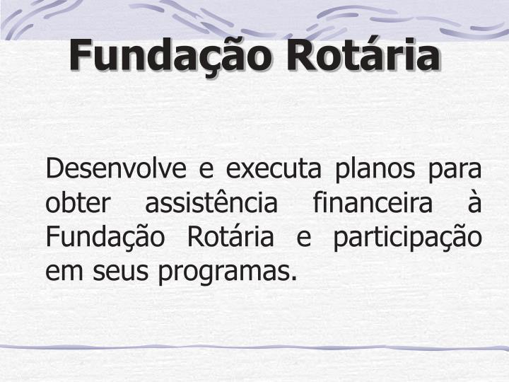 Fundação Rotária
