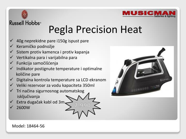 Pegla Precision Heat