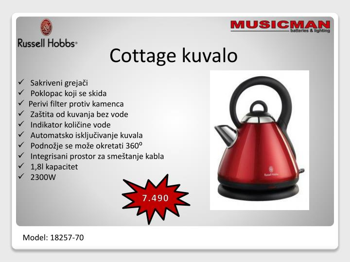 Cottage kuvalo