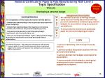 topic specification6