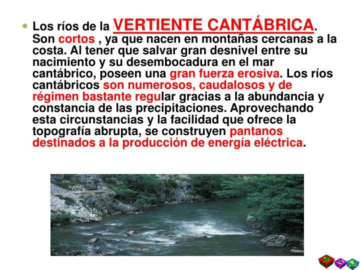Los ríos de la