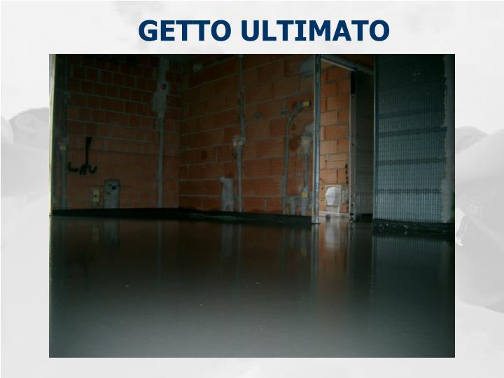 GETTO ULTIMATO