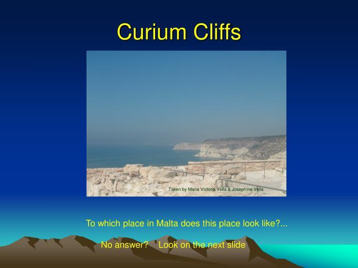 Curium Cliffs