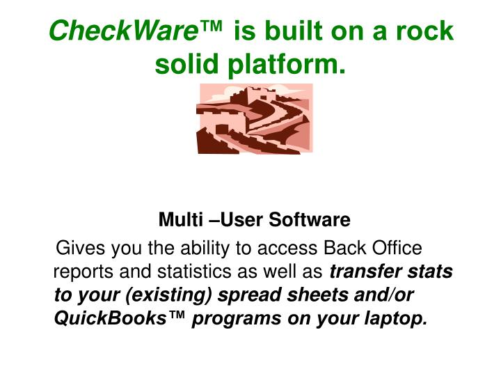 CheckWare