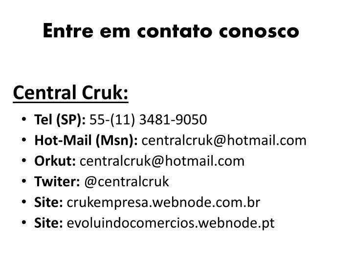 Central Cruk:
