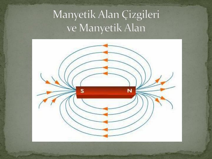 Manyetik Alan Çizgileri