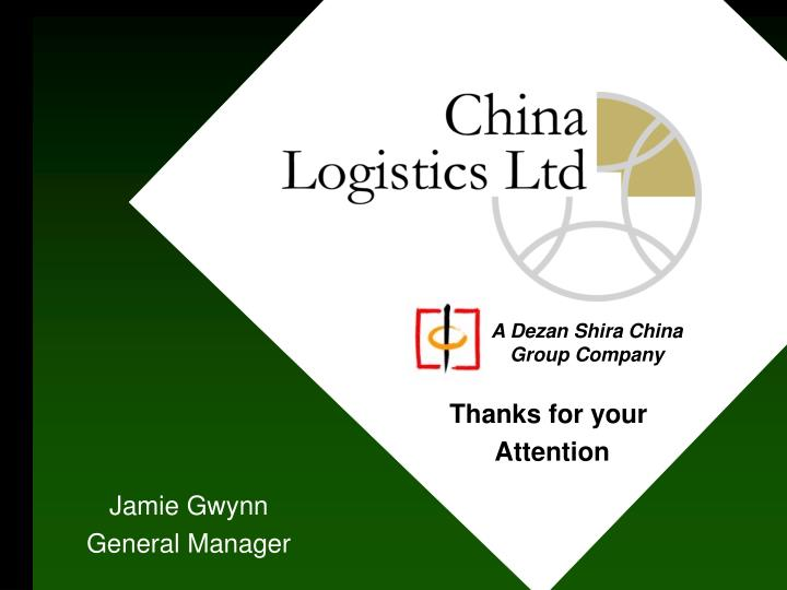 Cold Supply Chain Logistics in China