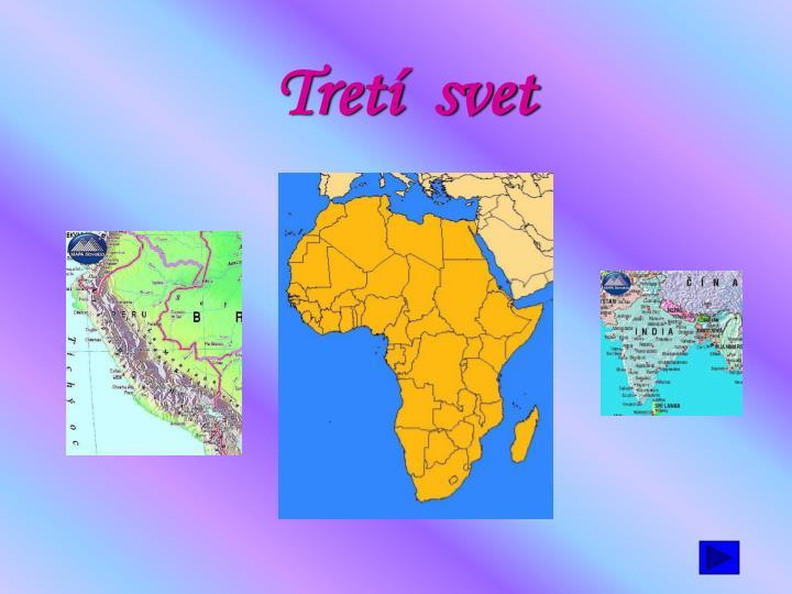 Tretí  svet