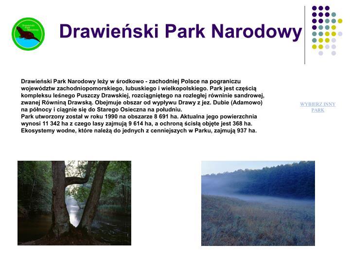 Drawieski Park Narodowy