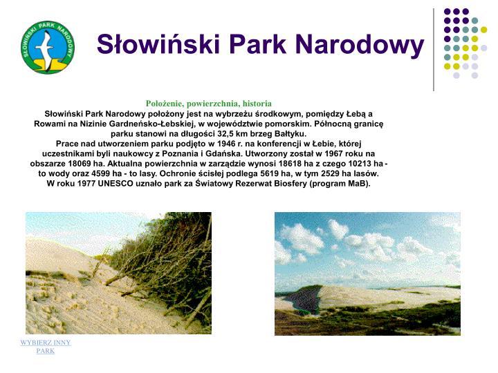 Sowiski Park Narodowy