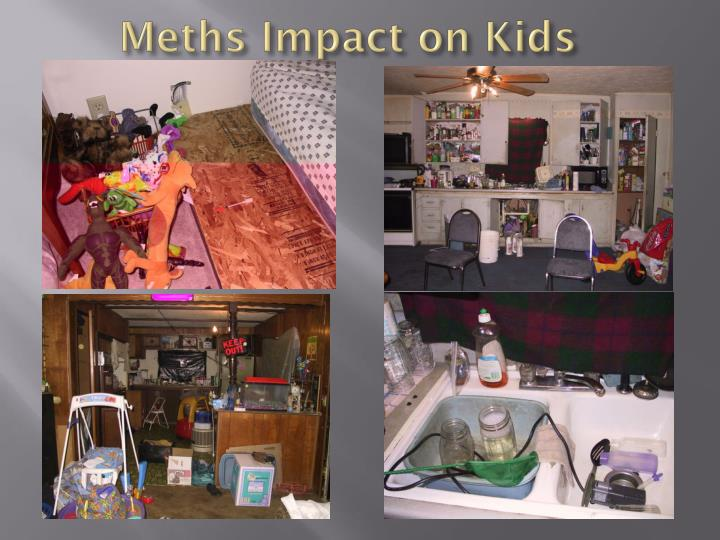 Meths Impact on Kids