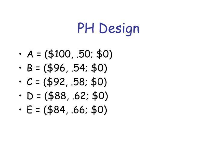 PH Design
