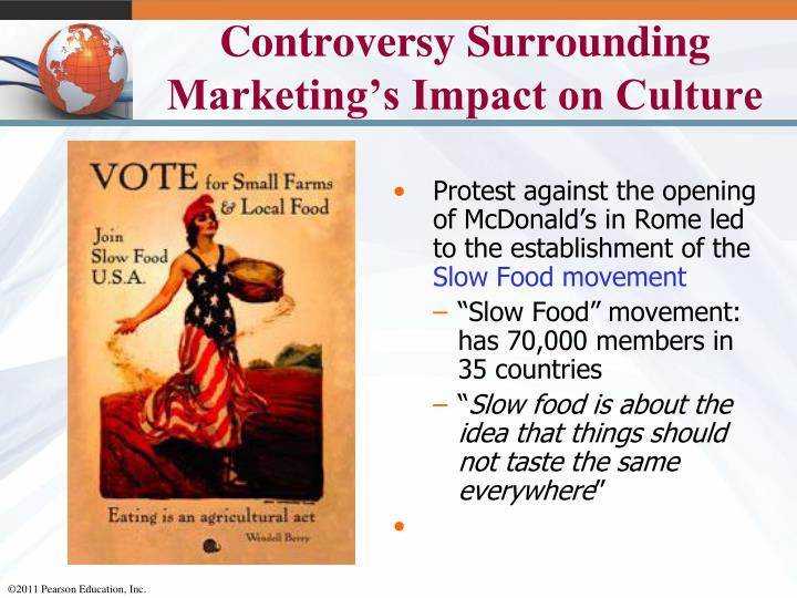 Controversy Surrounding Marketing's Impact on Culture