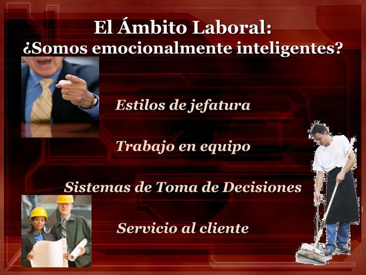 El Ámbito Laboral: