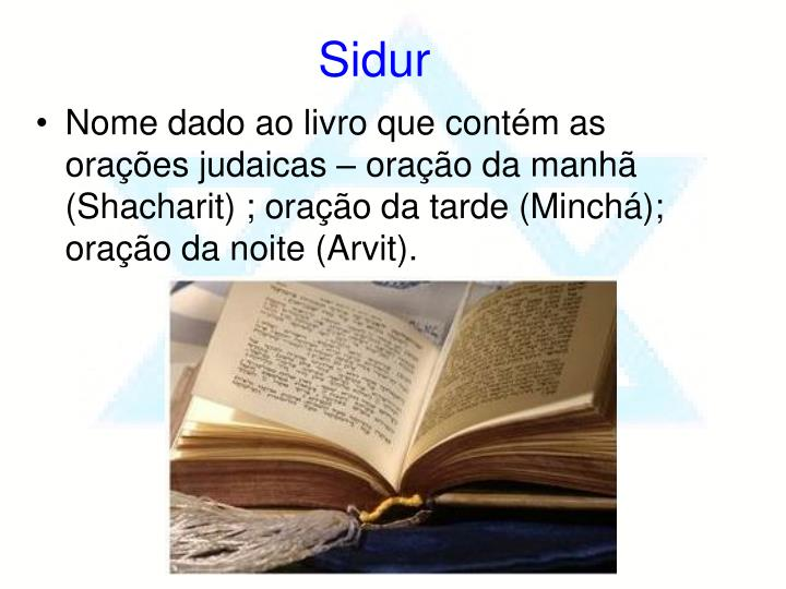 Sidur