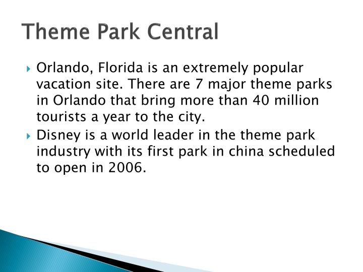 Theme Park Central
