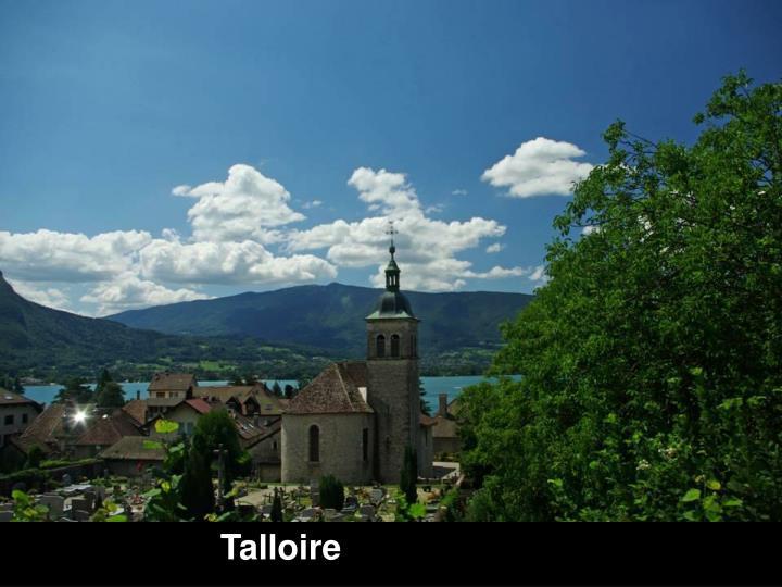 Talloire