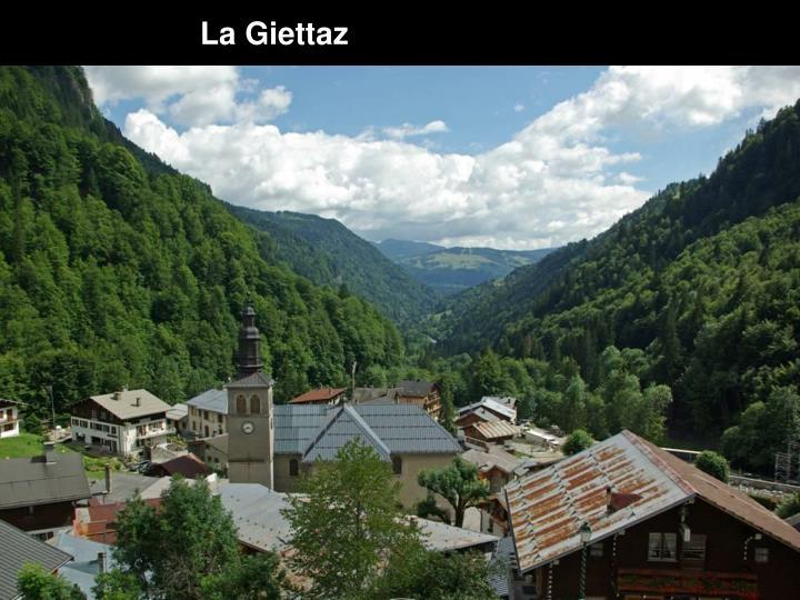 La Giettaz