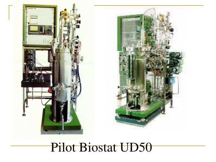 Pilot Biostat UD50
