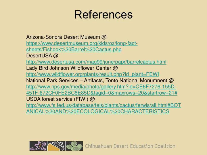 Arizona-Sonora Desert Museum @