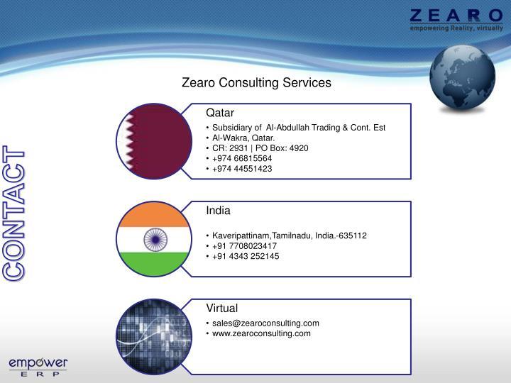 Zearo Consulting