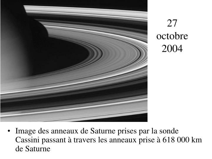27 octobre  2004
