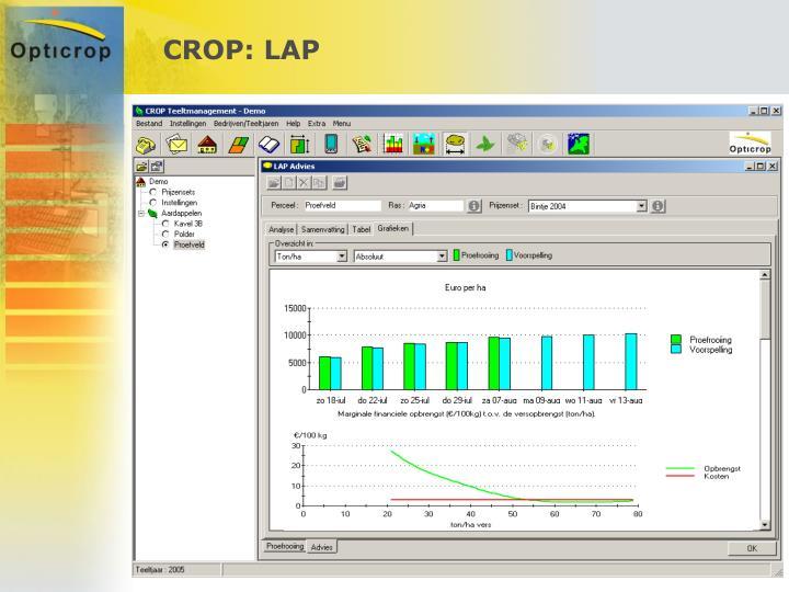 CROP: LAP