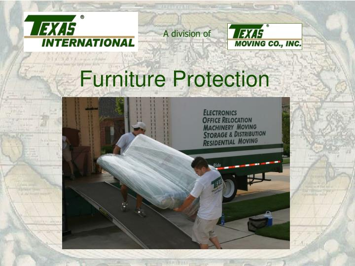 Furniture Protection
