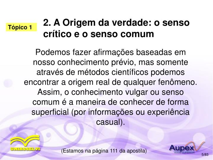 Tópico 1