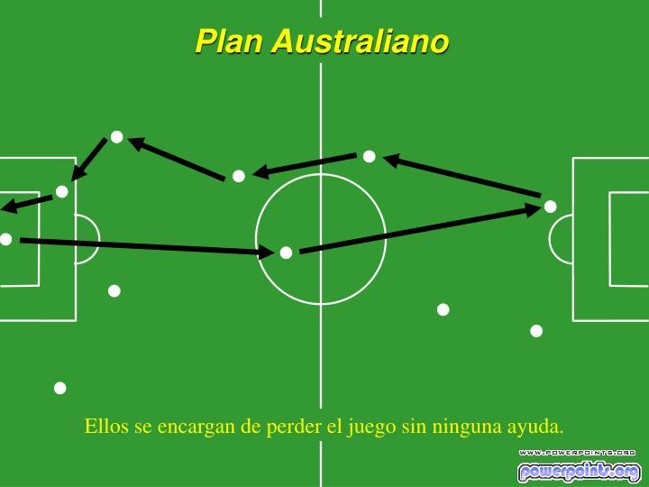Plan Australiano