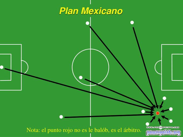 Plan Mexicano