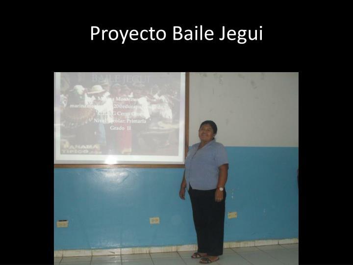 Proyecto Baile