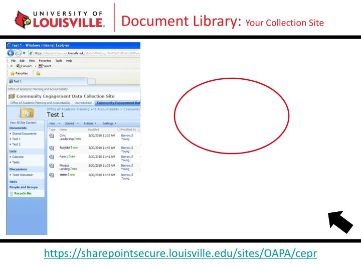 Document Library: