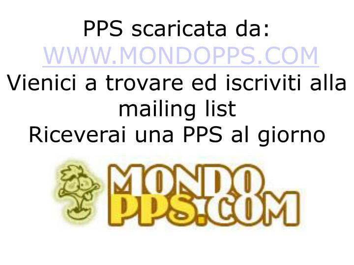 PPS scaricata da: