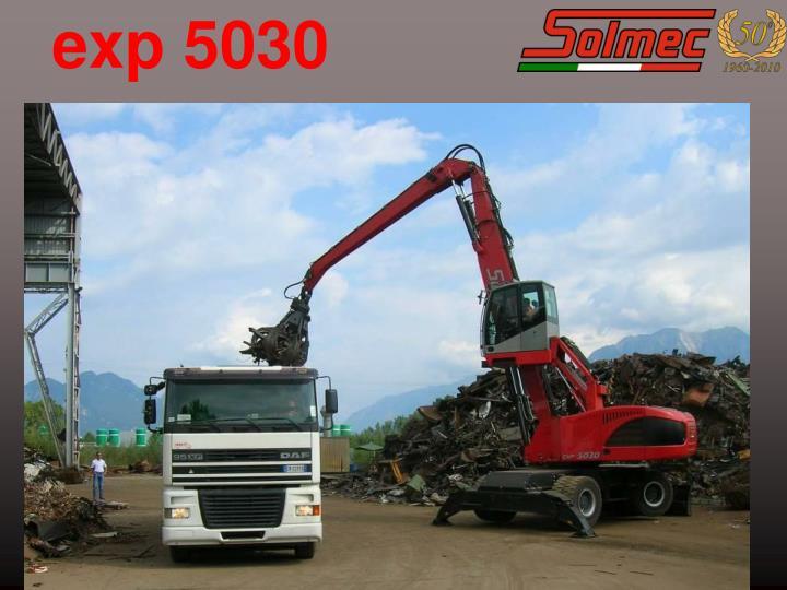 exp 5030