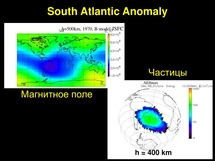 South Atlantic Anomaly