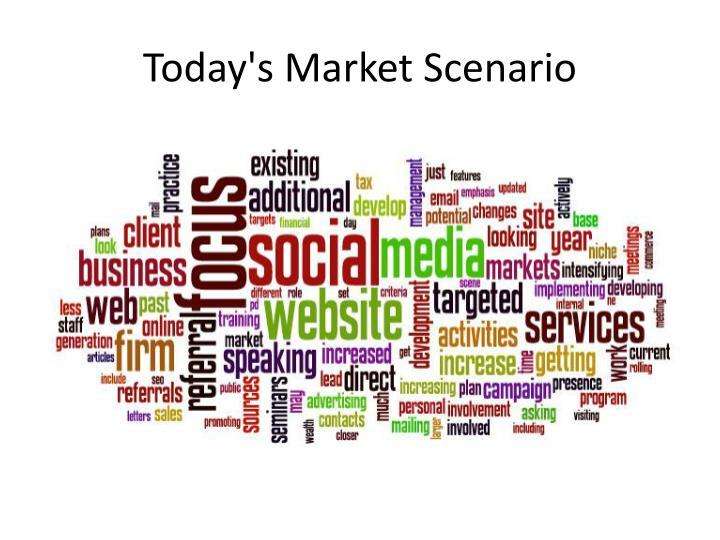 Today's Market Scenario