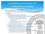 actividades orientadas a la evaluaci n en moodle14