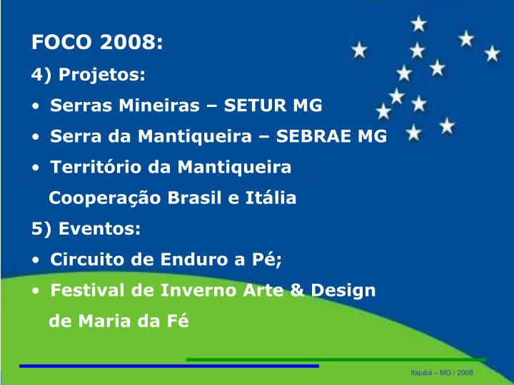 FOCO 2008: