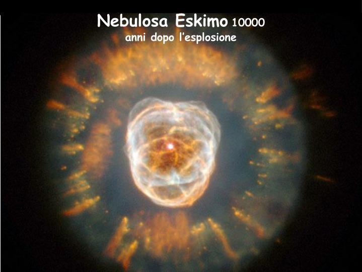 Nebulosa Eskimo