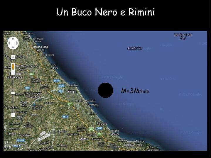 Un Buco Nero e Rimini