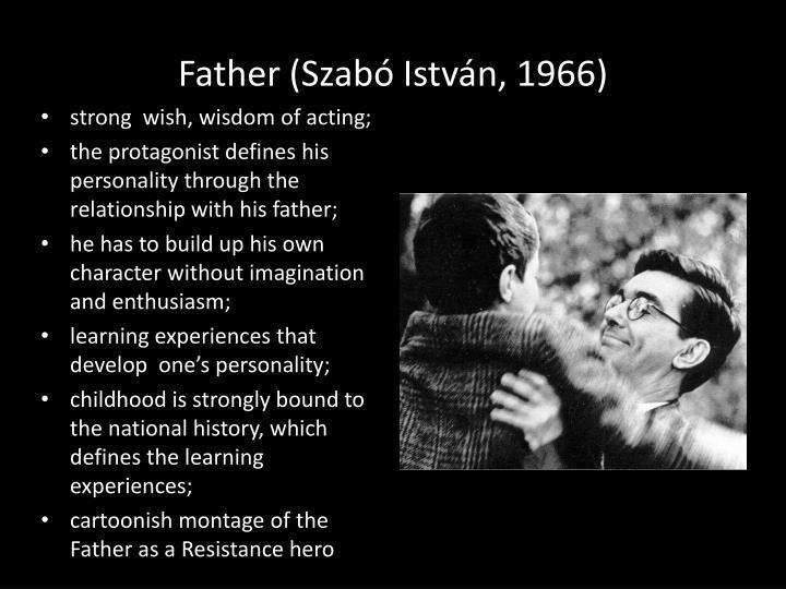 Father (Szabó István, 1966)