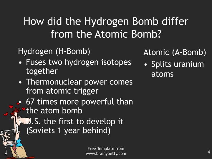 Hydrogen (H-Bomb)