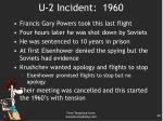 u 2 incident 19601