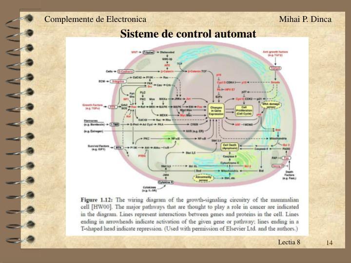 Sisteme de control automat