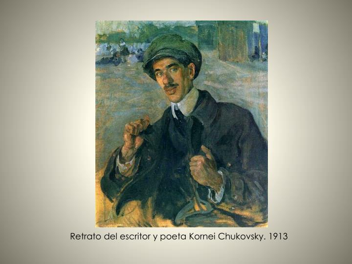 Retrato del escritor y poeta