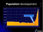 population developement