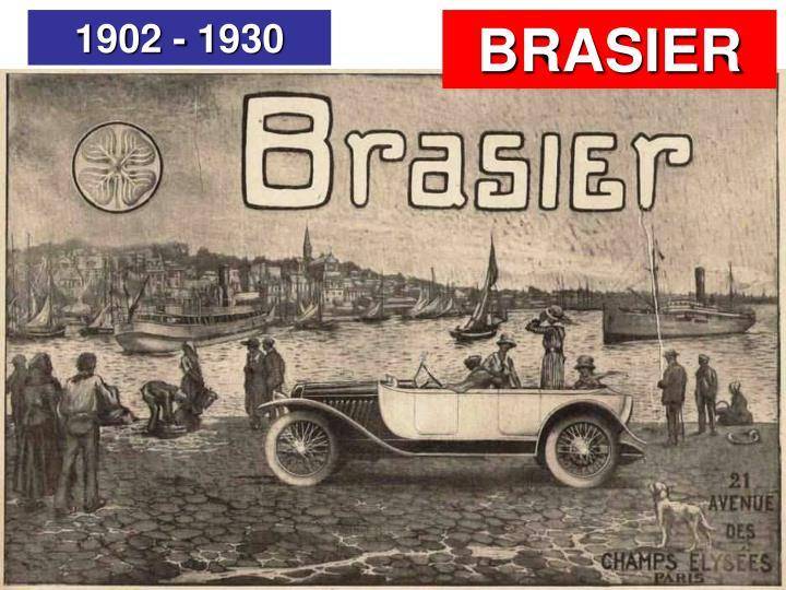 1902 - 1930