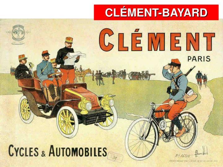 CLÉMENT-BAYARD